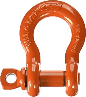 cm screw pin shackles