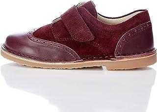 Marca Amazon - RED WAGON Zapatos de Cuero Niños