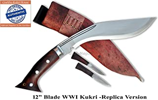 Authentic Gurkha Kukri Knife - 12