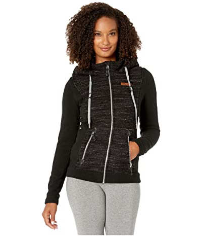 Obermeyer Ella Fleece Jacket (Black 1) Women
