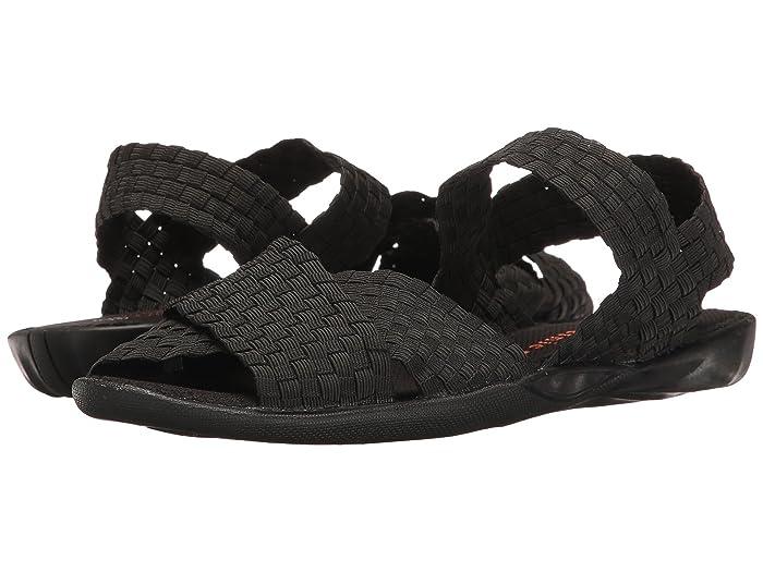 bernie mev.  Balmy (Black) Womens Sandals
