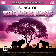 Karaoke: Songs from the Lion King