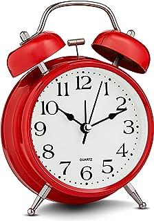 Bernhard Products Analog Alarm Clock 4