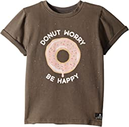 Donut Worry Short Sleeve T-Shirt (Toddler/Little Kids/Big Kids)