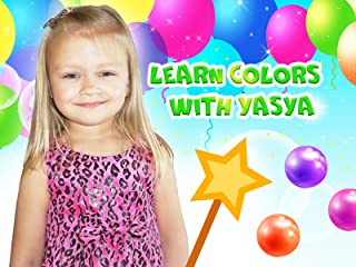 Learn Colors with Yasya