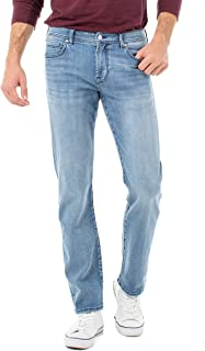 Liverpool Men's Regent Relaxed Straight Jeans