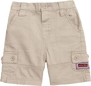 JoJo Maman Bebe Little Boys ' Twill Shorts(幼児/子供)?–?ストーン