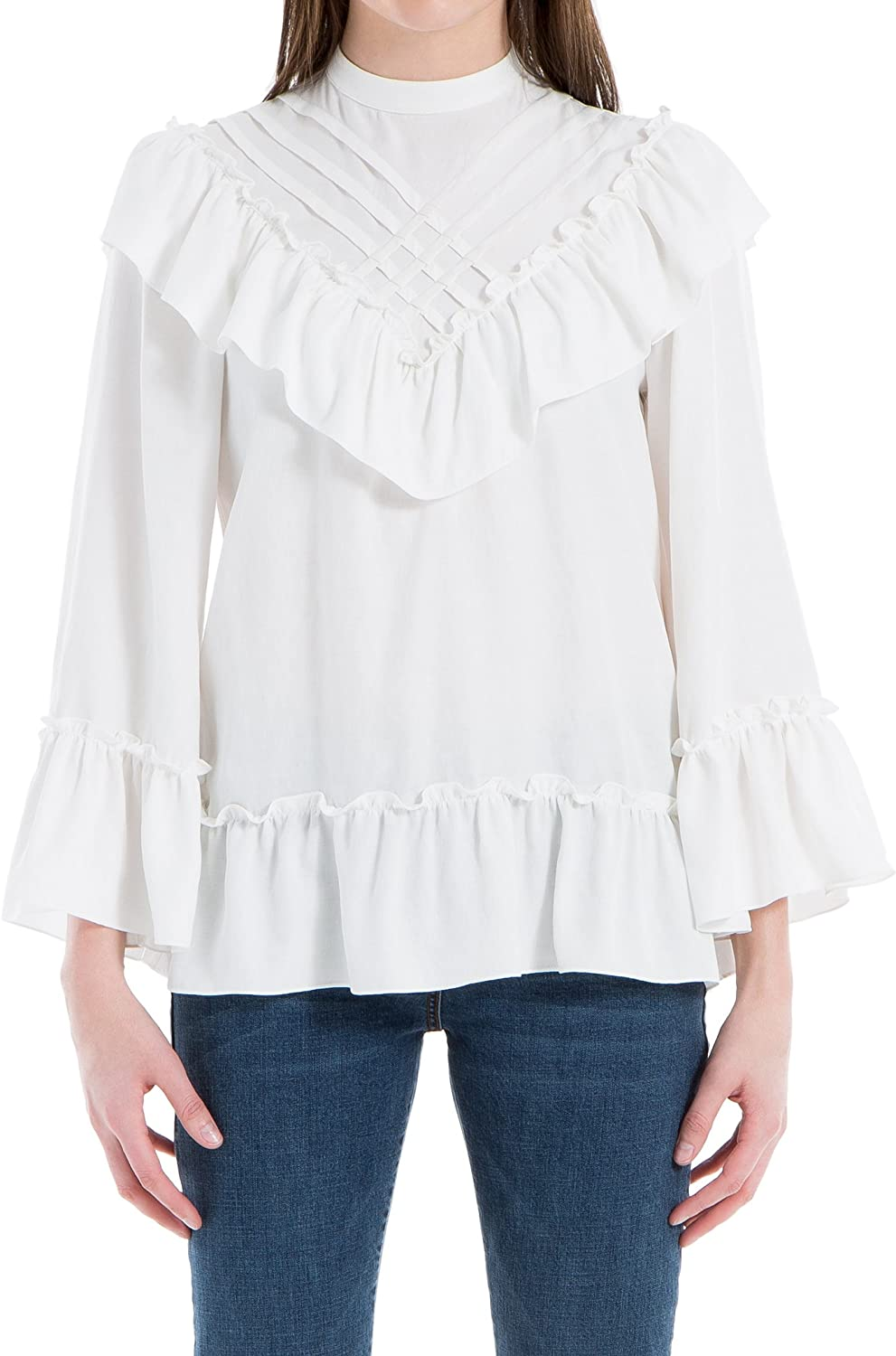 Ranking TOP4 Ruffled Limited Special Price Top