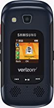 Samsung Convoy 4 B690 Rugged Water-Resistant Verizon Flip Phone w/ 5MP Camera – Blue