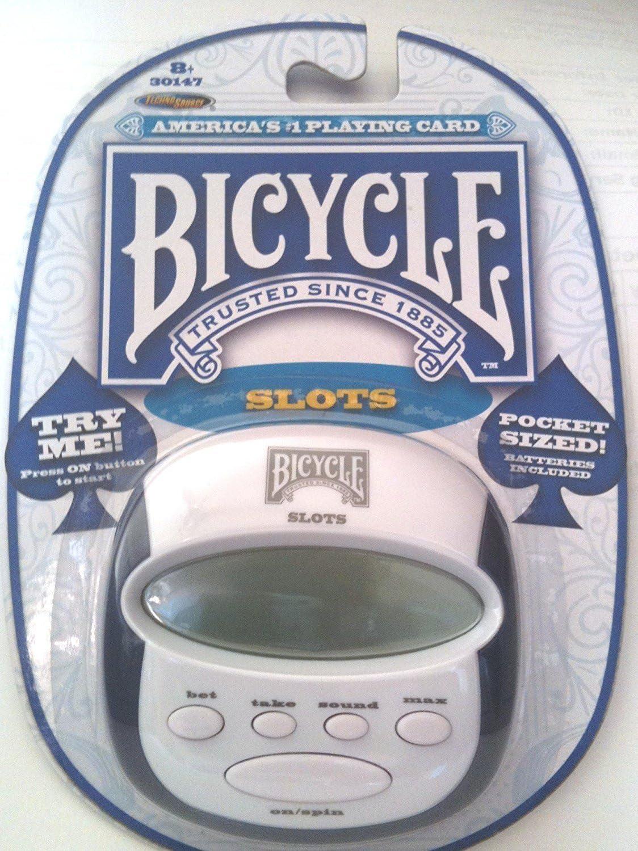 Bicycle Pocket Slots Game 3