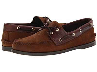 Sperry Authentic Original (Brown/Buc Brown) Men