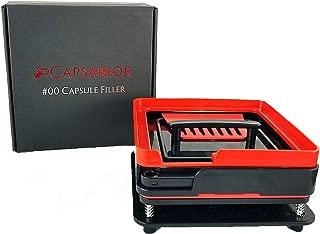 Capsarior #00 Manual Capsule Filling Machine Elite Model