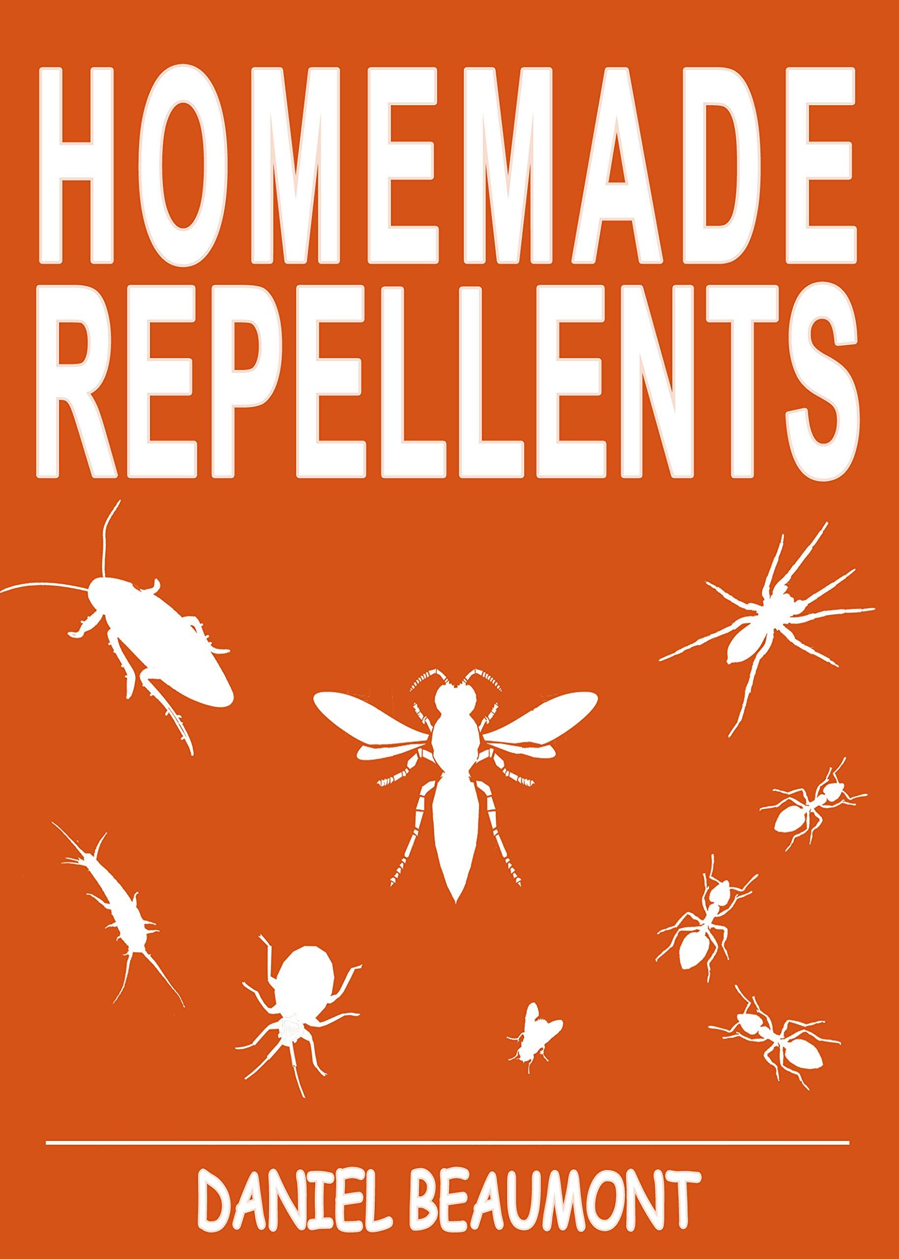 Homemade Repellents Organic Natural Remedies ebook