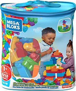 Mega Bloks DCH55 Grote Bouwtas (Klassiek) (60 onderdelen)