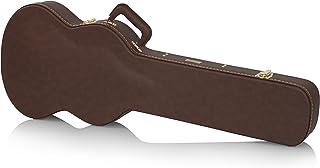 Gator GW-SG-BROWN - Funda rígida de madera para guitarra eléctrica tipo SG, Escriba Gibson SG, Castaño