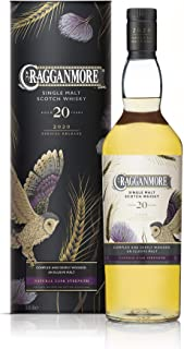 Cragganmore Special Release 2020, 20 Jahre Single Malt Whisky, in Geschenkverpackung Single Malt Whisky 1 x 0.7 l