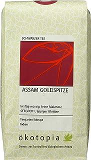 Ökotopia Schwarzer Tee Assam Goldspitze, 1er Pack 1 x 200 g