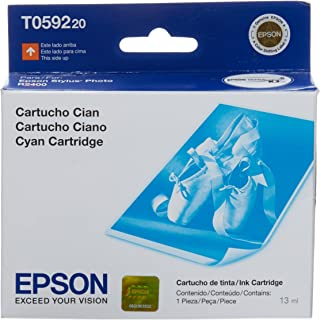EPSON T059220 Cyan Ink Cartridge - Stylus Photo R2400