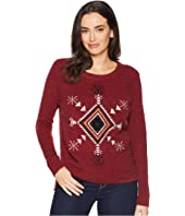 Woolrich Motif Sweater