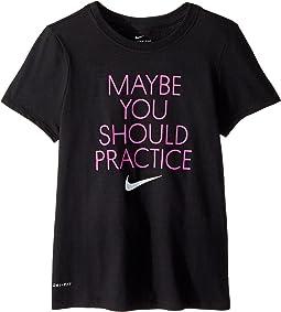 Nike Kids - Dry Should Practice Training T-Shirt (Little Kids/Big Kids)