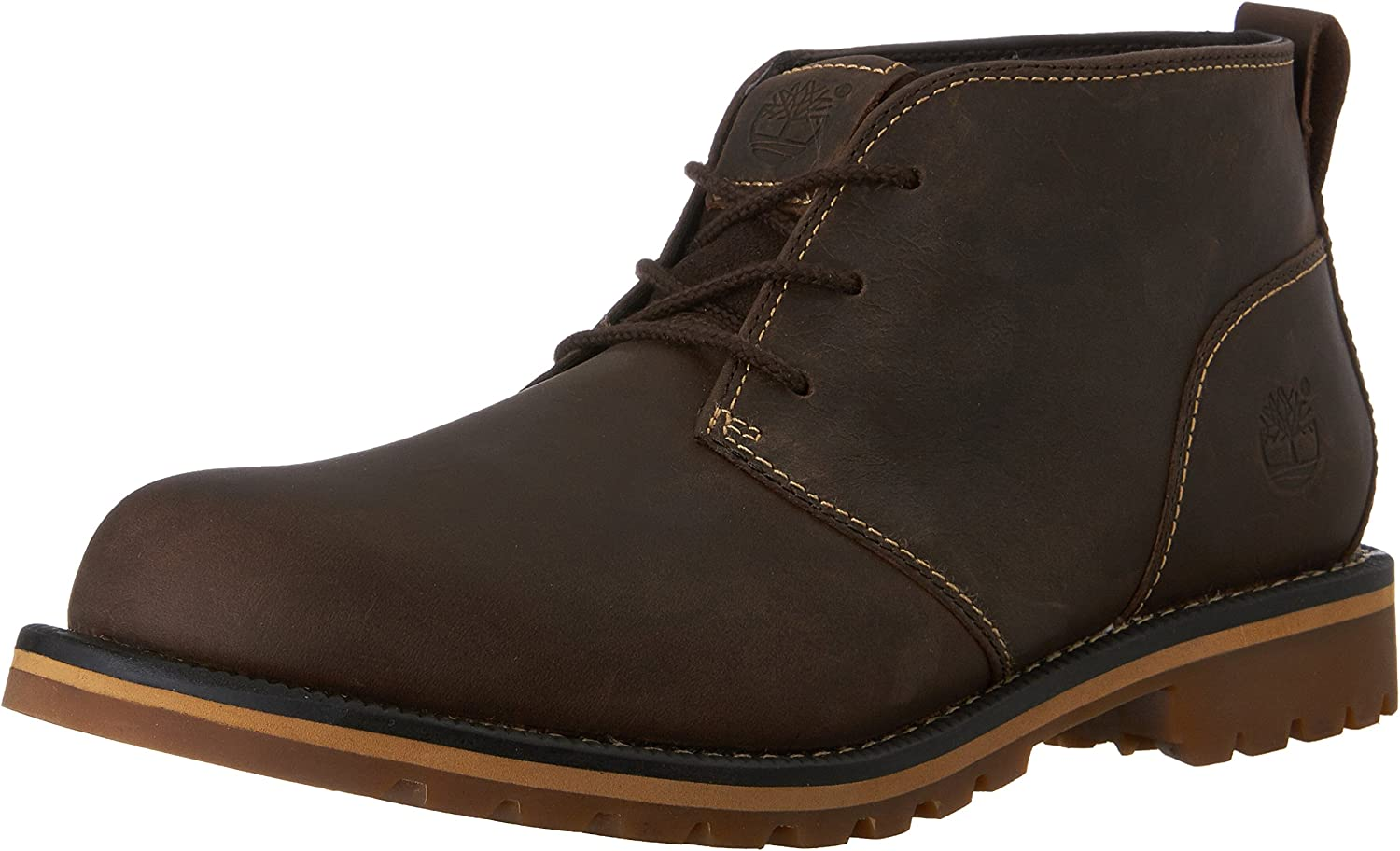 Timberland Safety and trust Men's Grantly Boot High material Chukka