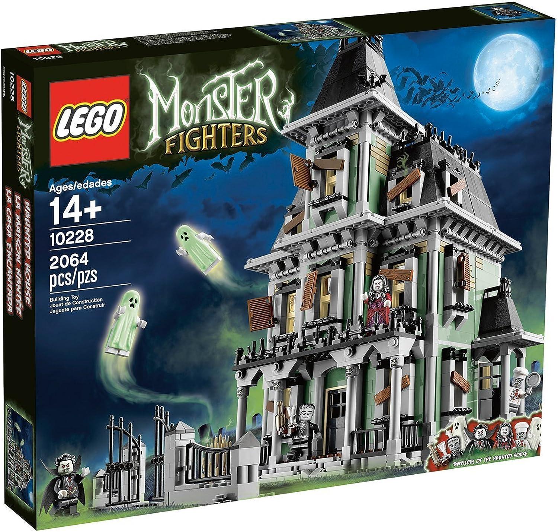 LEGO Monster Fighters Geisterhaus 10228 B00953K7X8  Schön     | Grüne, neue Technologie