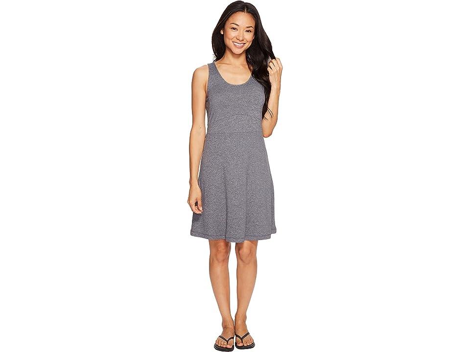 Lole Saffron Dress (Black Heather) Women