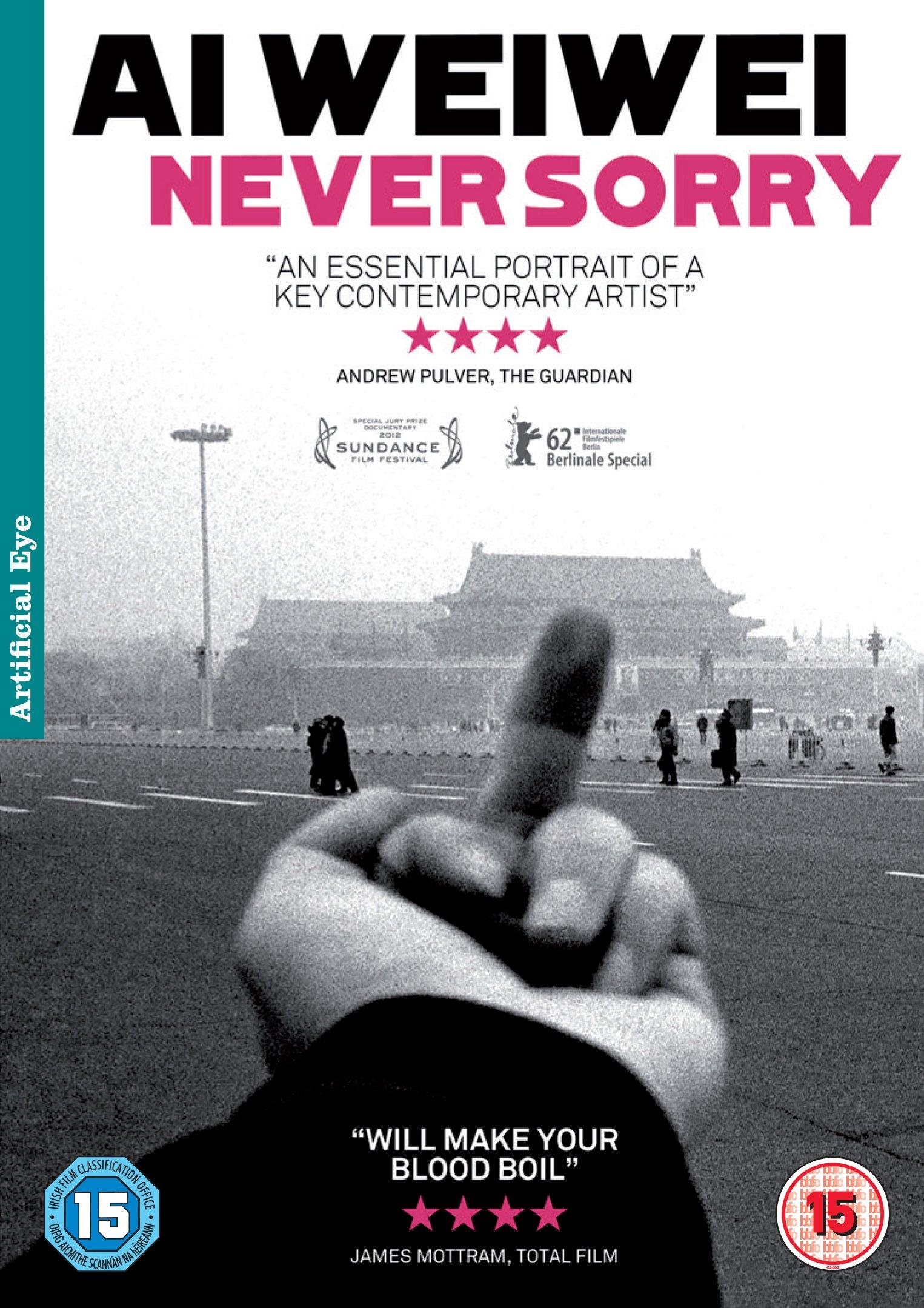 Ai Weiwei Never Sorry Dvd Buy Online In Bahamas At Bahamas Desertcart Com Productid 54279701