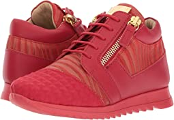 Giuseppe Zanotti Kids Stud Sneaker (Toddler/Little Kid)