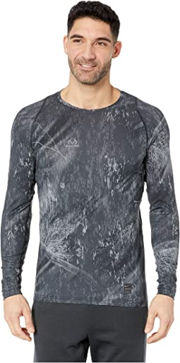 Top Long Sleeve Fitted Special Forces Realtree
