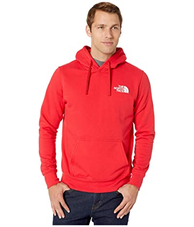 The North Face Red Box Pullover Hoodie (TNF Red/TNF White) Men