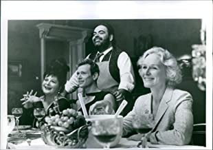 Vintage photo of A scene from the film