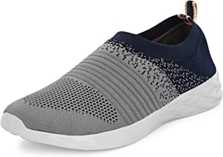 Bourge Men's Moda-22 Slip-On Shoes