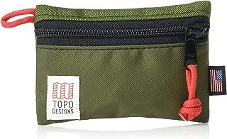Topo Designs Accessory Bags - Olive - Micro
