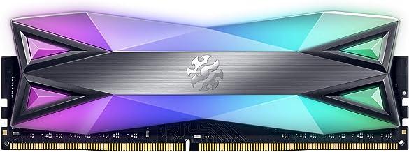 ADATA XPG Spectrix D60G RGB LED 32GB (2 x 16GB), DDR4, 3200MHz (PC4-25600) CL16, XMP 2.0, DIMM...