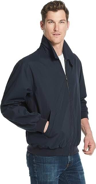 Original Mens Golf Jacket (Mens Windbreaker) Classic Mens Light Jacket