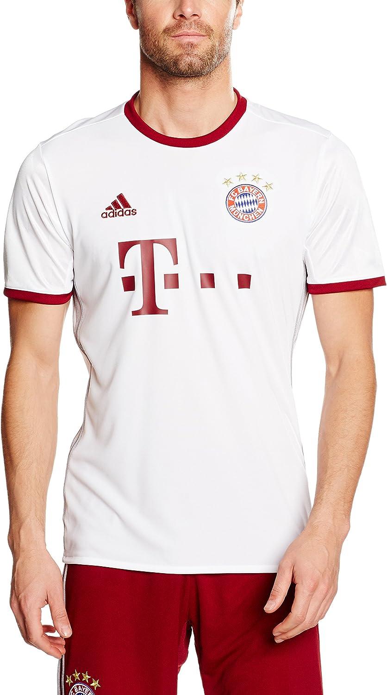 Adidas Herren Fc Bayern UCL Jersey Trikot