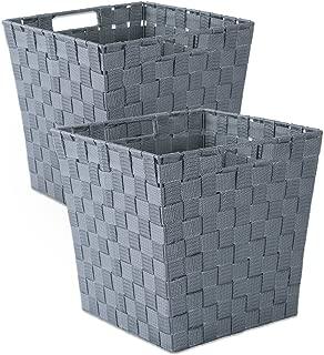 Best y weave square storage bin Reviews