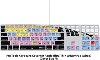 Y Pro Tools Cover for Apple Ultra-Thin Keyboard with Num Pad (PT-AK-CC-2)