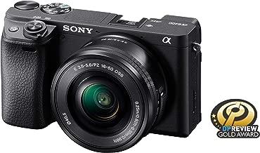 sony a6300 video camera