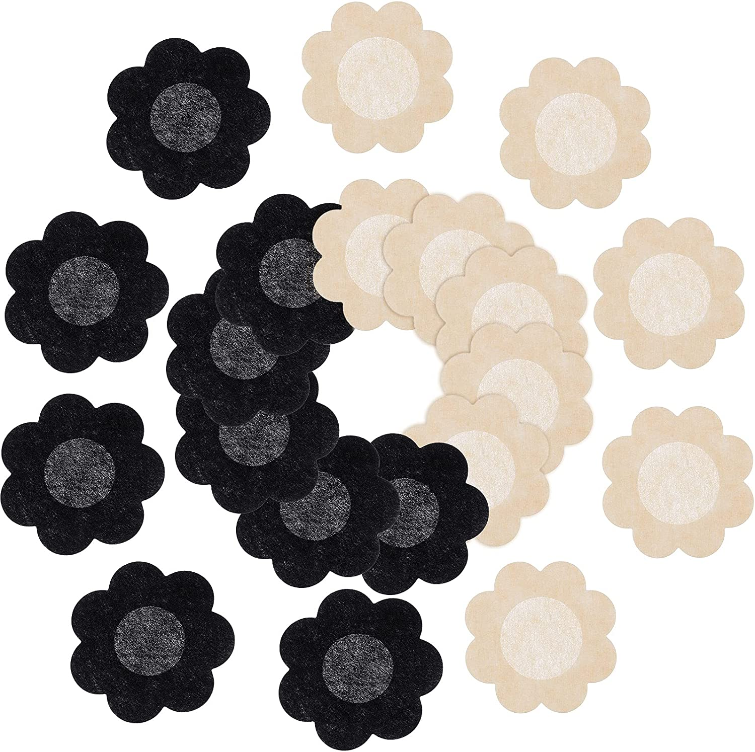 50 Pairs Nipple Covers specialty shop Petal Nip Super Special SALE held Disposable Breast