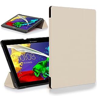 Forefront Cases® Lenovo Tab 2 A10-30 Funda Carcasa Stand