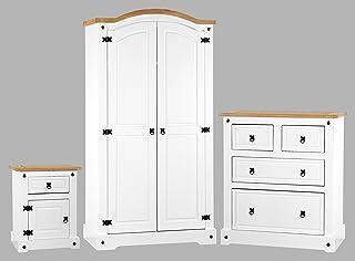Amazon Co Uk Bedroom Sets White Bedroom Sets Bedroom Furniture Home Kitchen