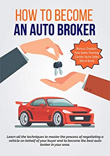 auto broker training