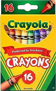 Crayola Crayons Peggable, Multi-Colour, Cy52-3016