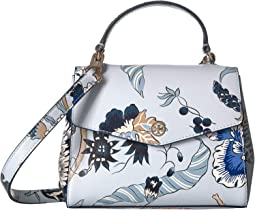 Robinson Floral Small Top-Handle Satchel