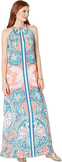 Tangerine Tangerine Dream Engineered Dress