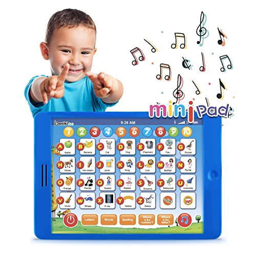 Tablet Pad Computer For Kids Children Gift Learning English Educational Toys MT