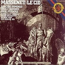 Massenet - Le Cid / Domingo · Bumbry · Plishka · Byrne Camp Chorale · OONY · Queler