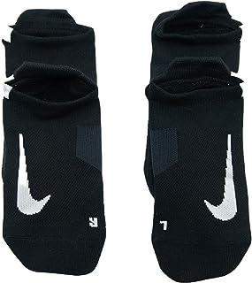 Nike Multiplier No Show Sock Black/White M
